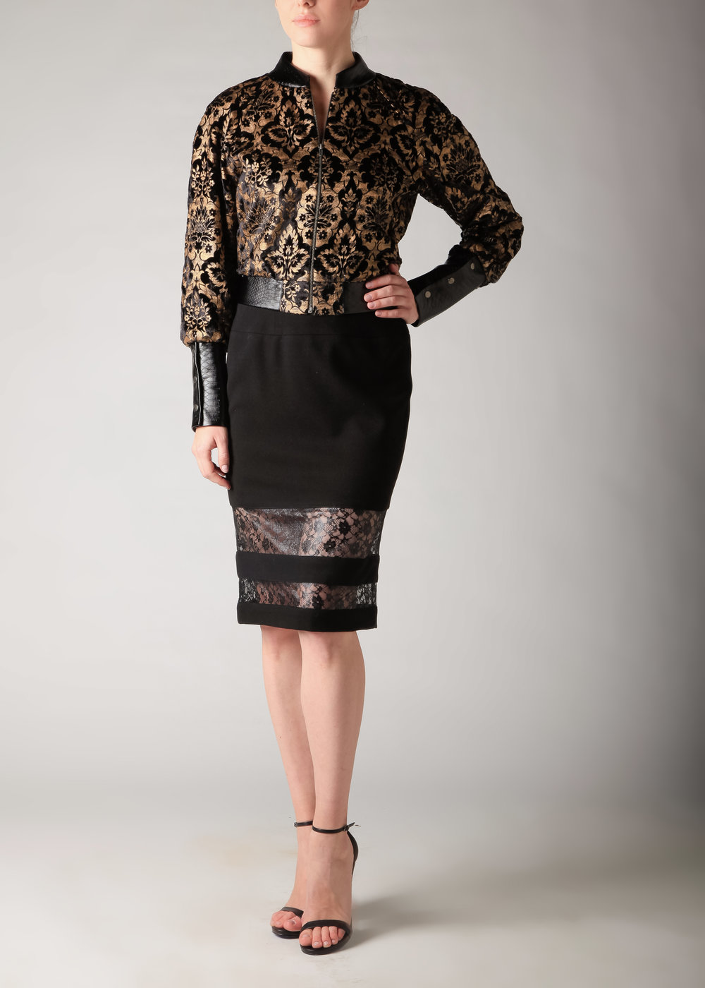 Pair it With - Lace Elton Skirt