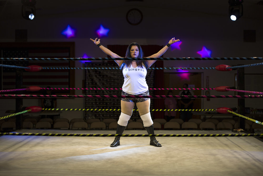 Photo Story: Revolution in the Ring