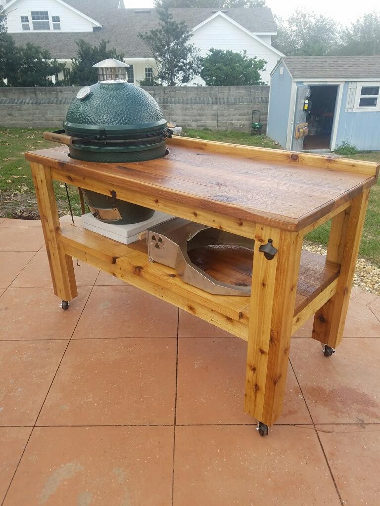 Pizza-Porta storage between cooks