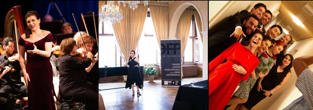 Becca Conviser, Opernfest Prague