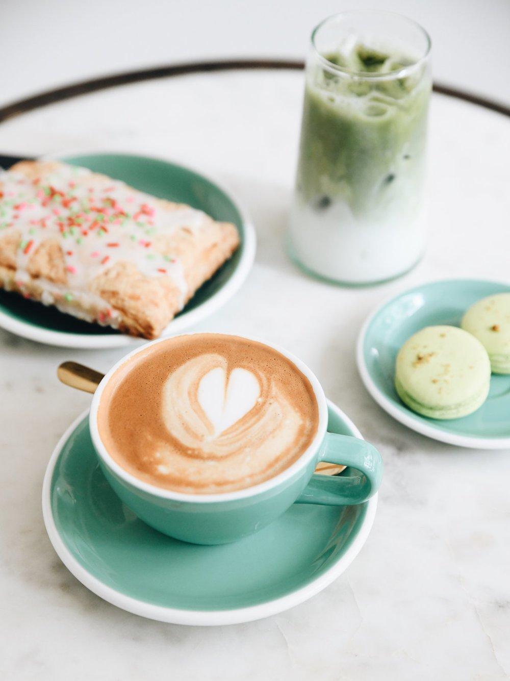 Cafe Au Oui