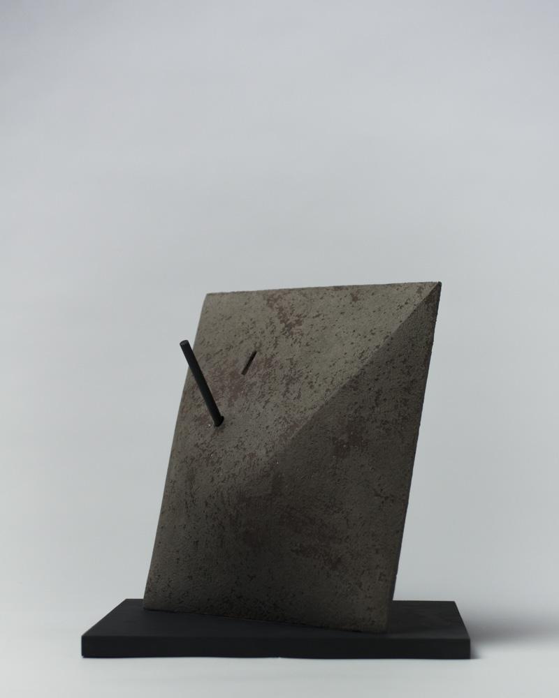 Figure #1, 2016 - 9 x 8½ x 6½ in