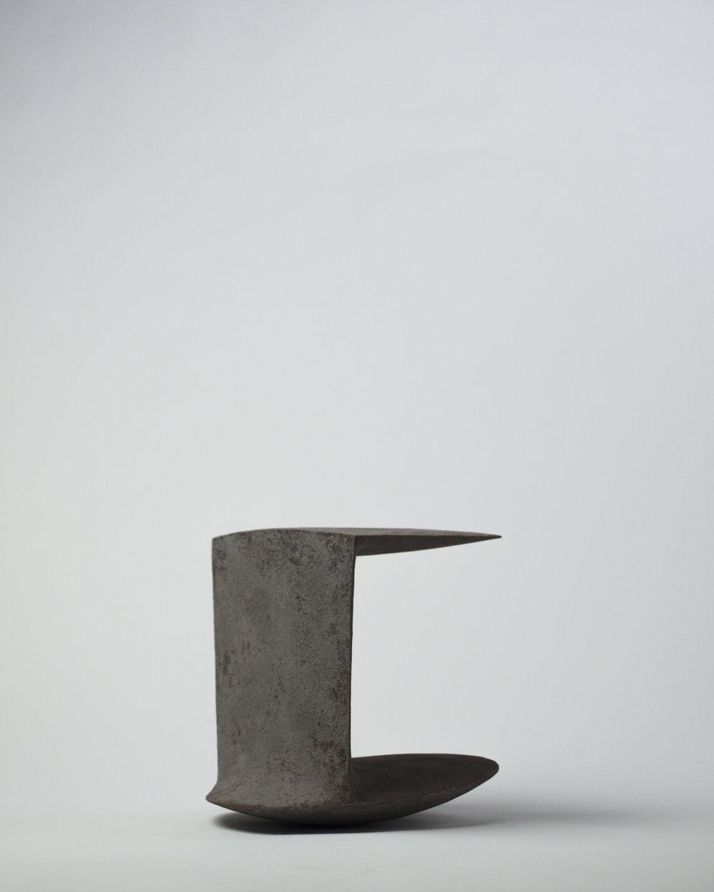 Figure #5, 2016 - 8¼ x 9 x 9 in