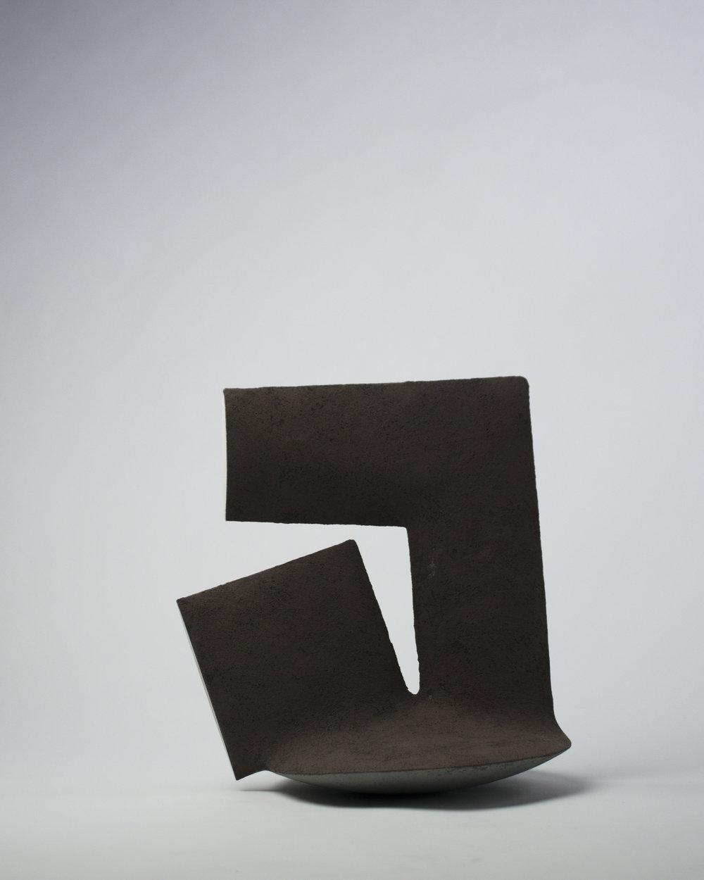 Figure #6, 2016 - 12 x 11 x 9 in