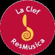 La Clef ResMusica. Logo.
