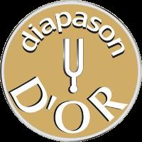 Diapason d'Or. Logo.
