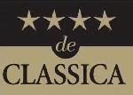 4 étoiles de Classica. Logo.