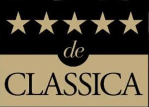5 étoiles de Classica. Logo.