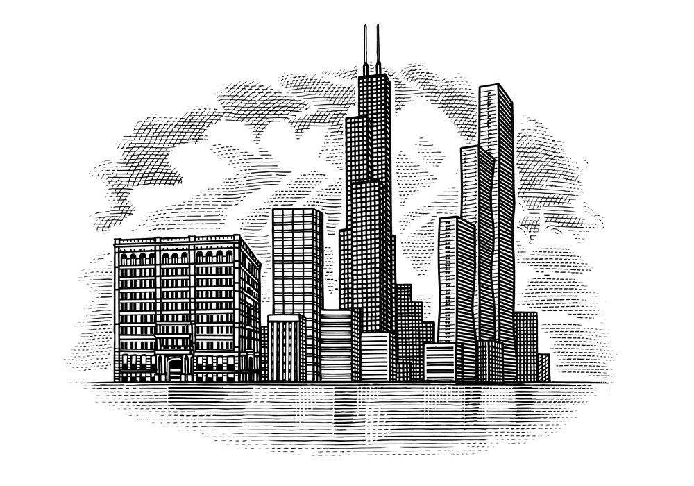 Chicago Skyline art .jpg