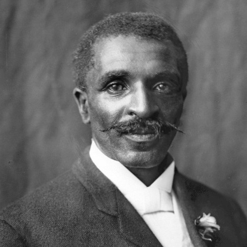 """They made me believe I was a real human being,""—George Washington Carver on the Iowans who welcomed him into the state after he fled persecution in Kansas."