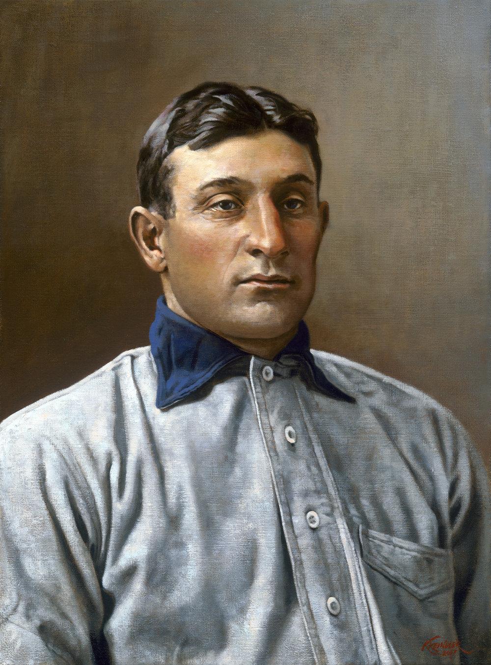 Honus Wagner, 1902