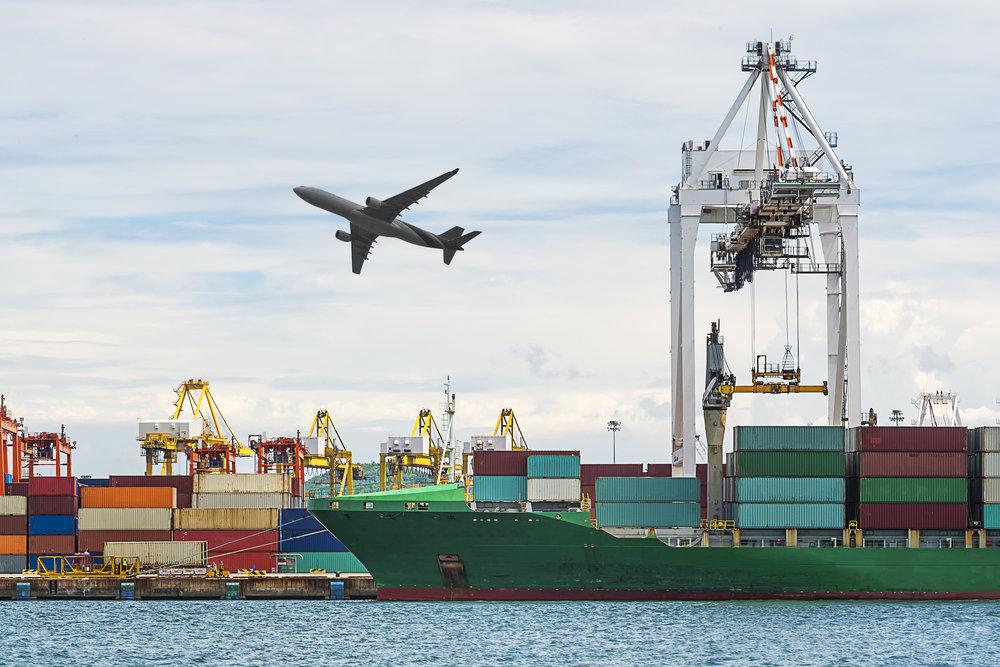 LOGISTICS  - Coordination of full-service transportation