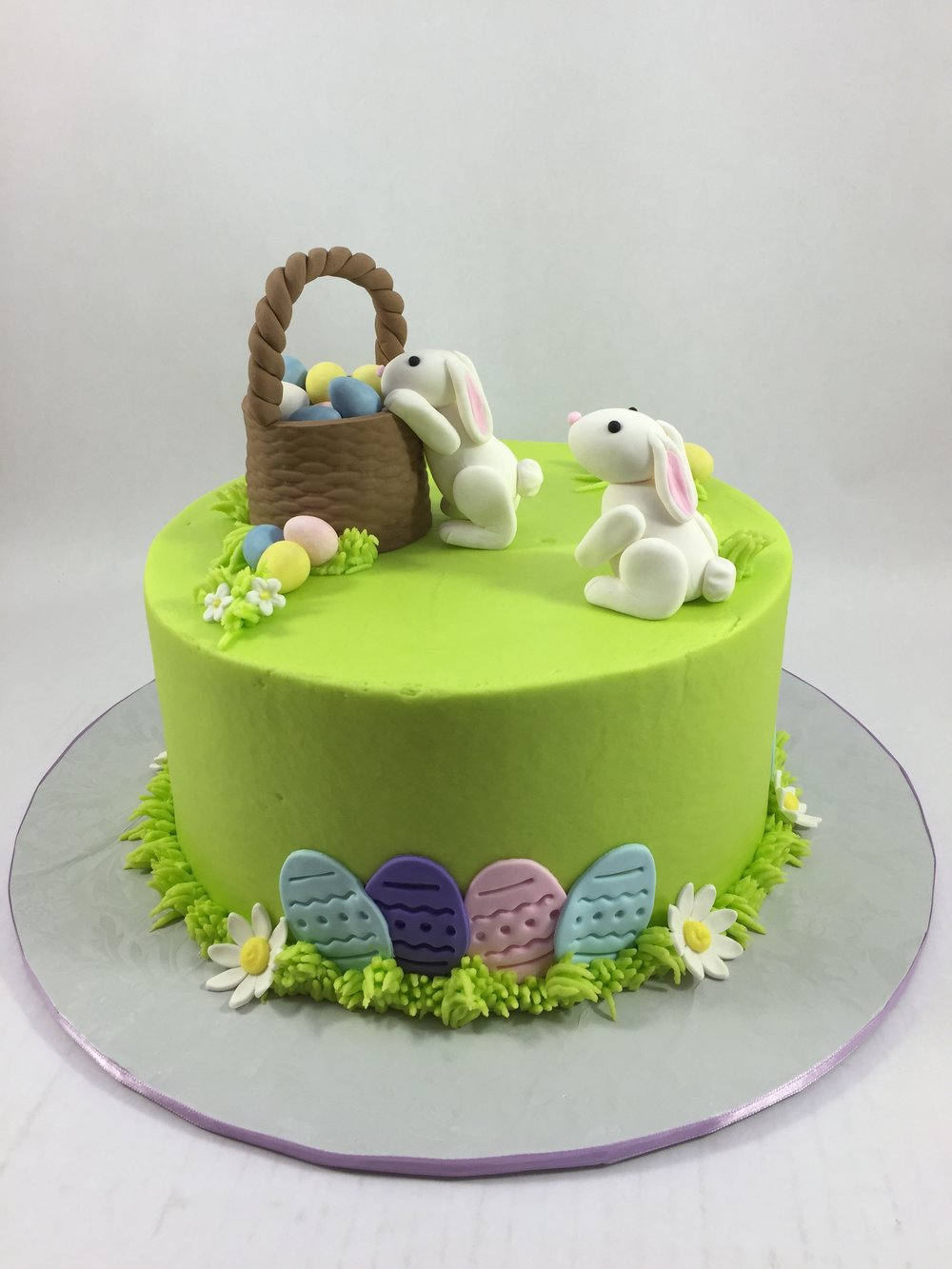Cake Easter bunnies.JPG