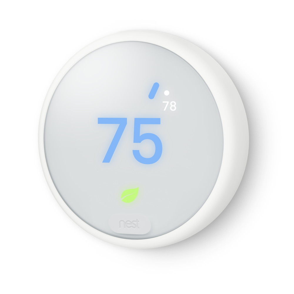 Nest Thermostat E - Easy on The Eyes and Your Wallet