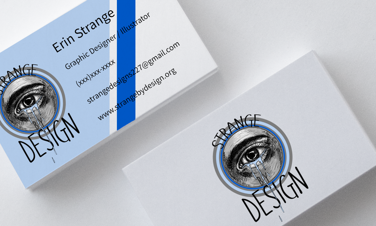 Dorable Strange Business Cards Image Collection - Business Card ...