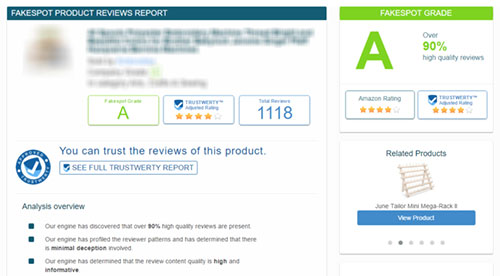 How to Spot Fake Reviews of Sewing Supplies on Amazon
