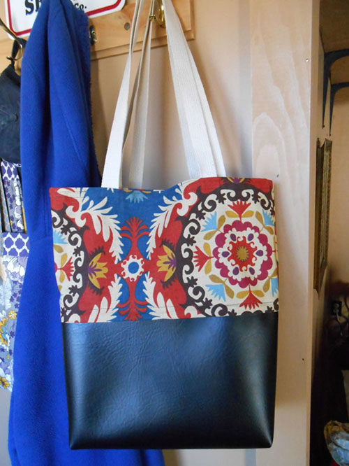 Five Free Patterns: Make These Tote Bags!