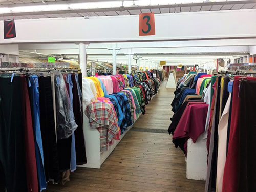 Review of Lorraine Fabrics: Worth the Trip if You're in New England
