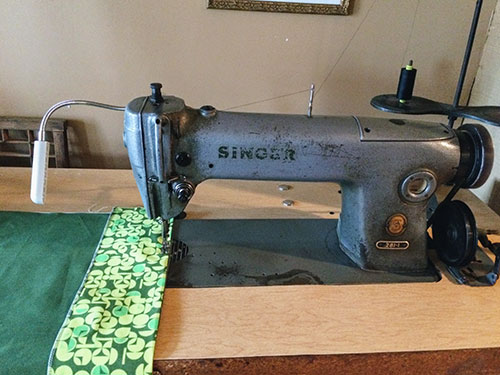 Singer 4040 Restoration Cleaning Adjusting And Replacing Parts Mesmerizing Singer Sewing Machine 281 1
