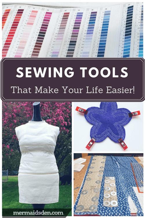 Sewing Tools That Make Your Life Easier