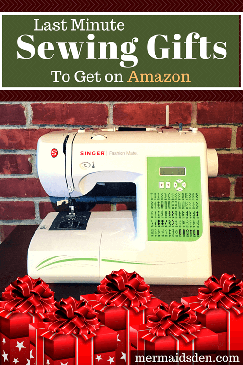 Last Minute Sewing Gifts to Get on Amazon