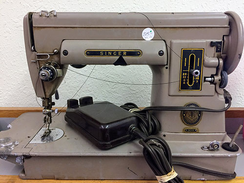 Sewing Machines I Didn't Buy and Why