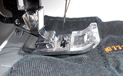 How to Attach a Button with Your Sewing Machine