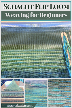 Using a Schacht Flip Loom: Rigid Heddle Weaving for Beginners