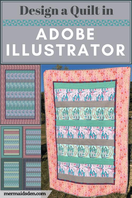 Design a Quilt in Adobe Illustrator