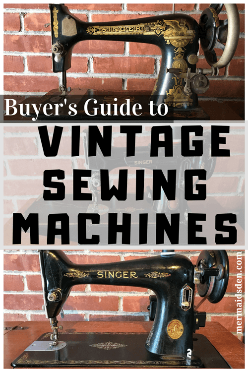 Tips for Buying a Vintage Sewing Machine