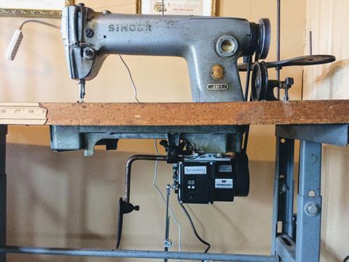 Singer 281-1 Industrial Sewing Machine