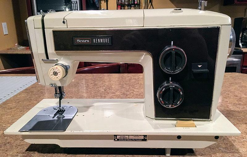 Kenmore 158.18030 Sewing Machine