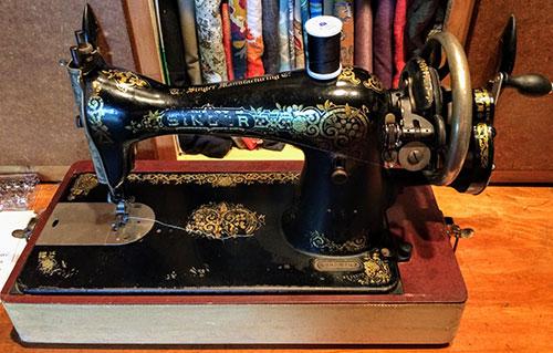 Singer 15 Sewing Machine