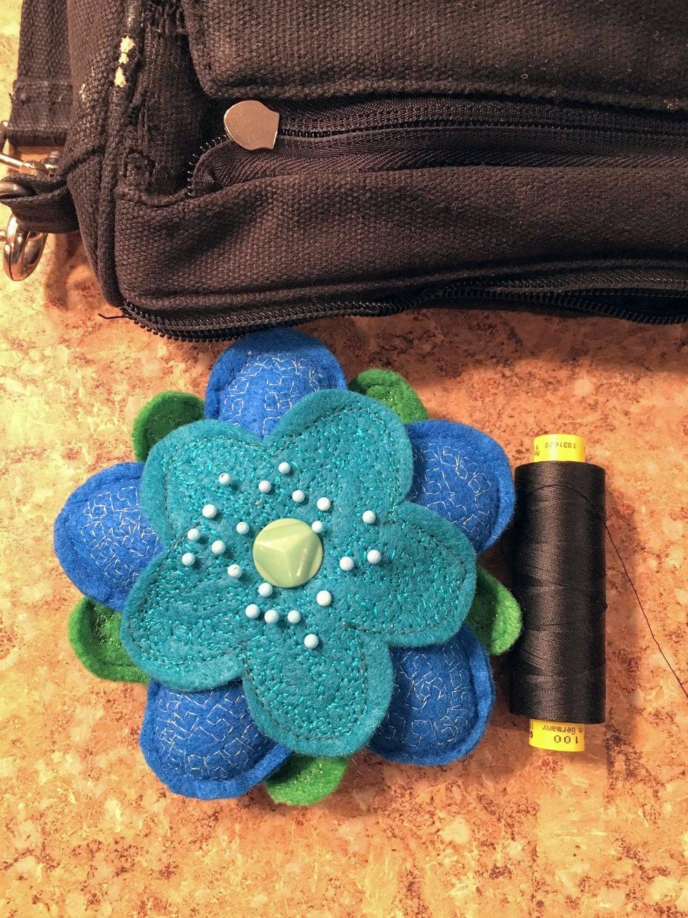 Everyday Mending: Fix a Broken Zipper in a Bag