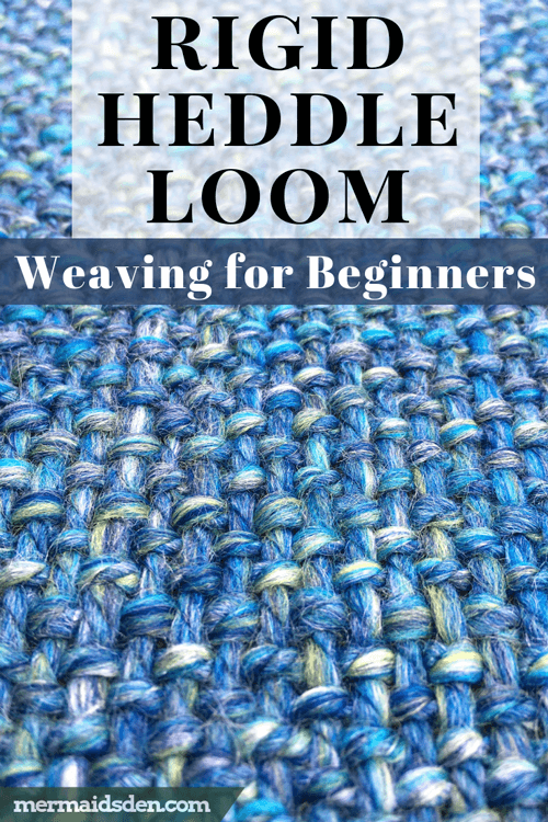 Using a Schacht Flip Loom: Rigid Heddle Weaving for