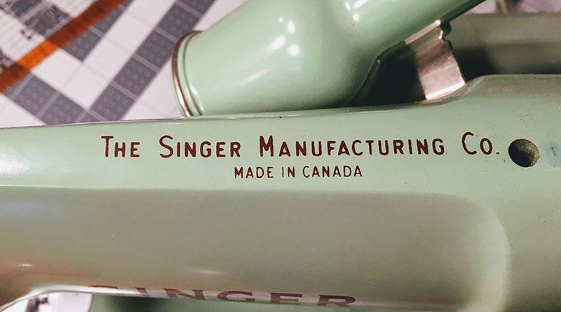 Singer 185