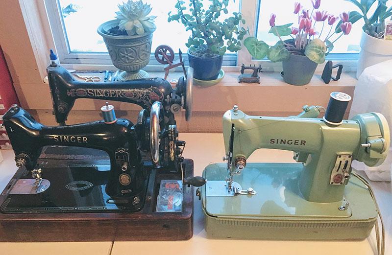 Singer 185 sewing machine