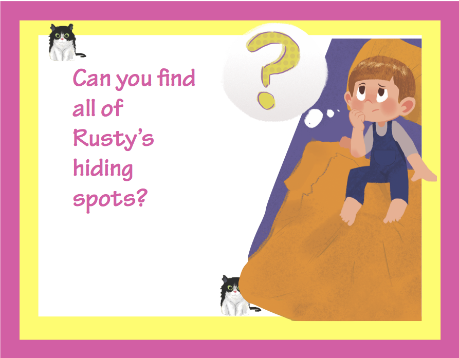 Can you find all of Rusty's hiding spots.png