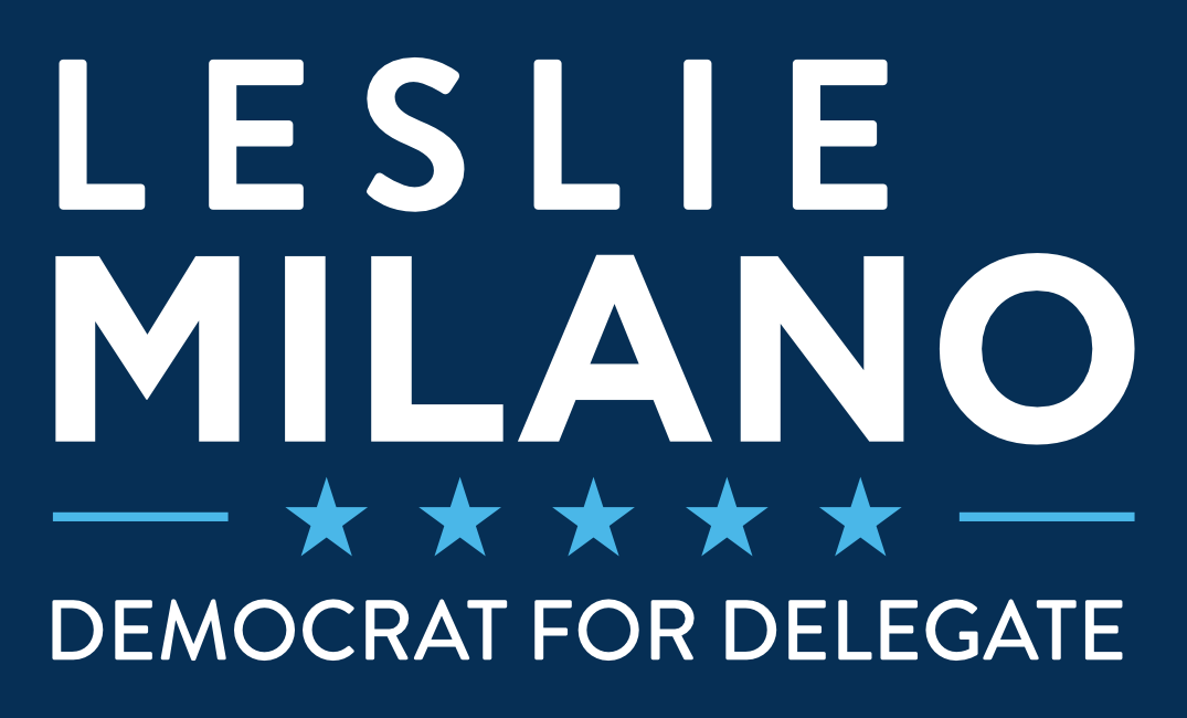 Leslie Milano for Delegate