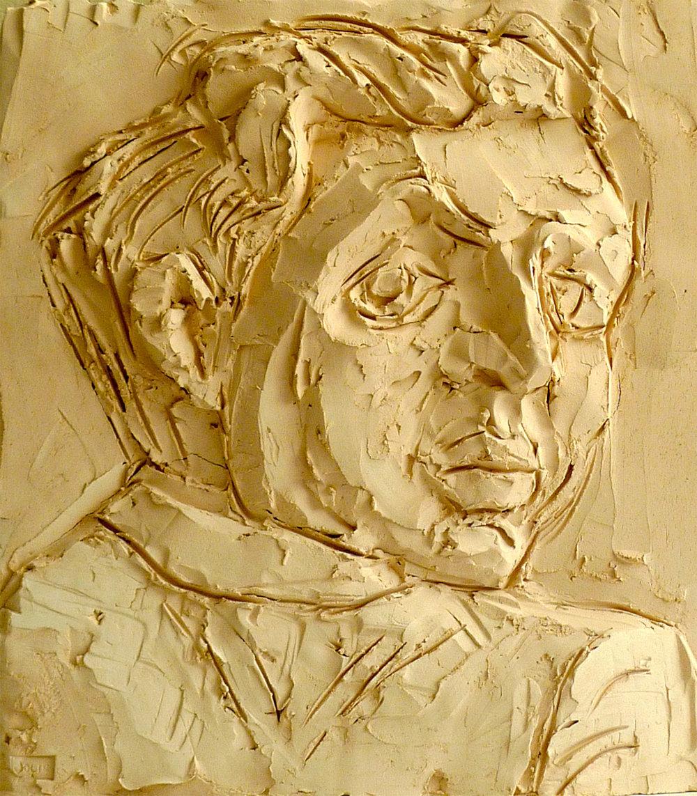 Ceramic Reliefs grid — Jolie Stahl