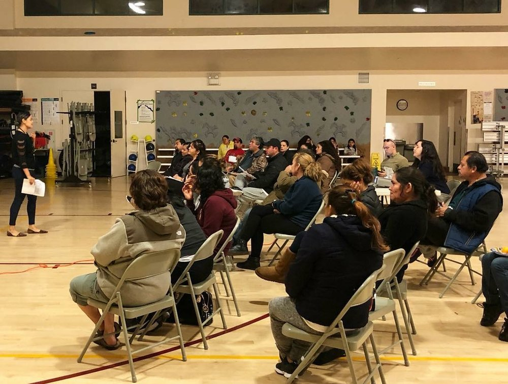 Star Vista provides a mental health training to parents referred by our partners.