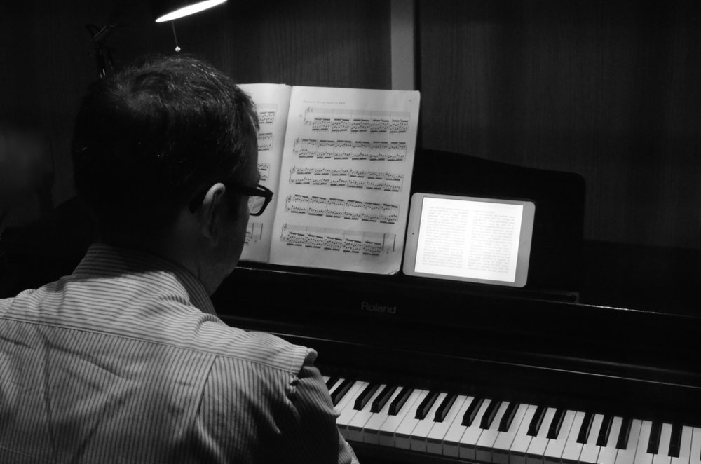 Gary Piano/Theory Tutor)   Gary has played piano since the age of five, studying with a string of internationally renowned teachers. He completed an undergraduate degree at Bangor University in 2006, gaining the performance prize with the highest mark. After this, he gained a... .More
