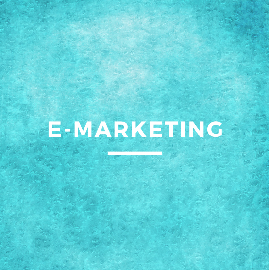 E-marketing - From content calendar creation to design and production, we mange your e-marketing newsletters & e-shots.