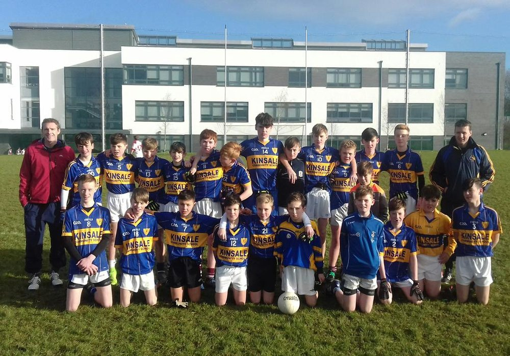 Gaelic football - Teams at U14, U15, U16 and U18½ age groups are entered in the Cork and Munster Post-Primary Schools Football Competitions. The tradition of Gaelic football in surrounding clubs is fostered and developed within the school.