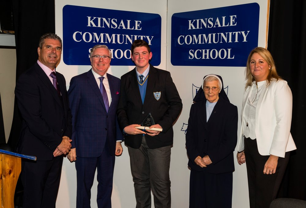 Bank of Ireland Community Award - John Walsh.jpg