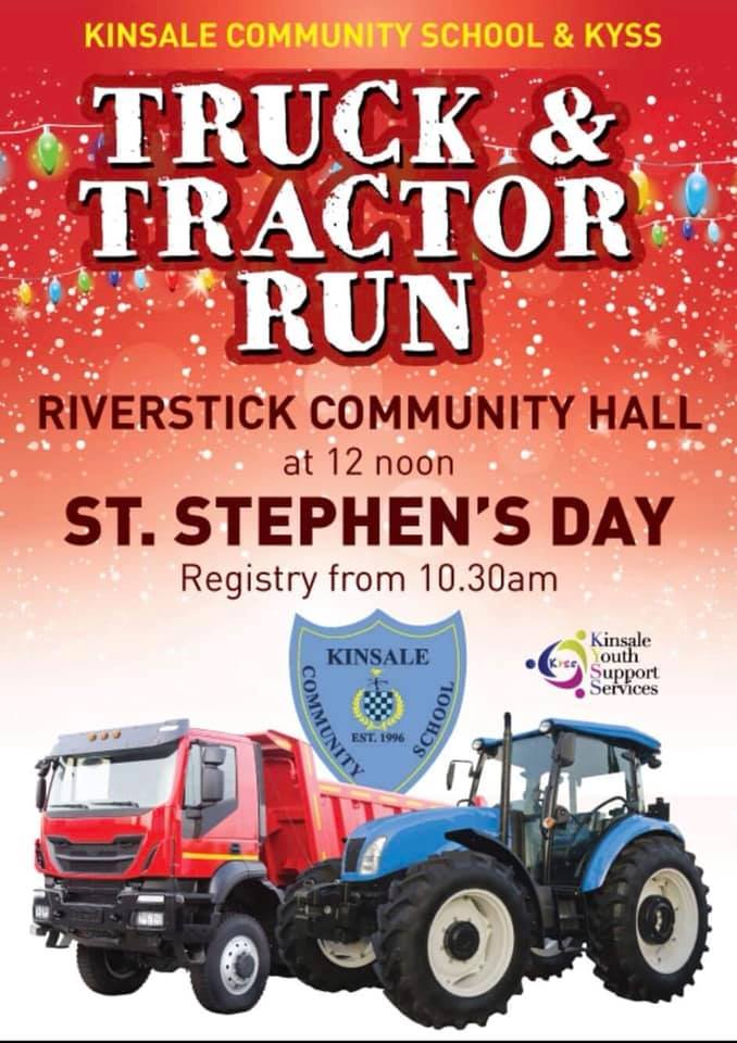 Truck and Tractor Run 2018