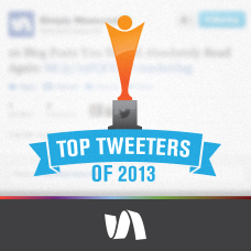 top tweeters 2013