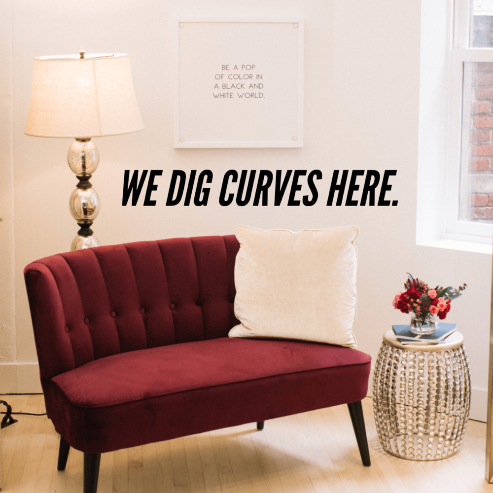 We dig curves at Gilded Social with lots of plus sized maternity and postpartum options.PNG