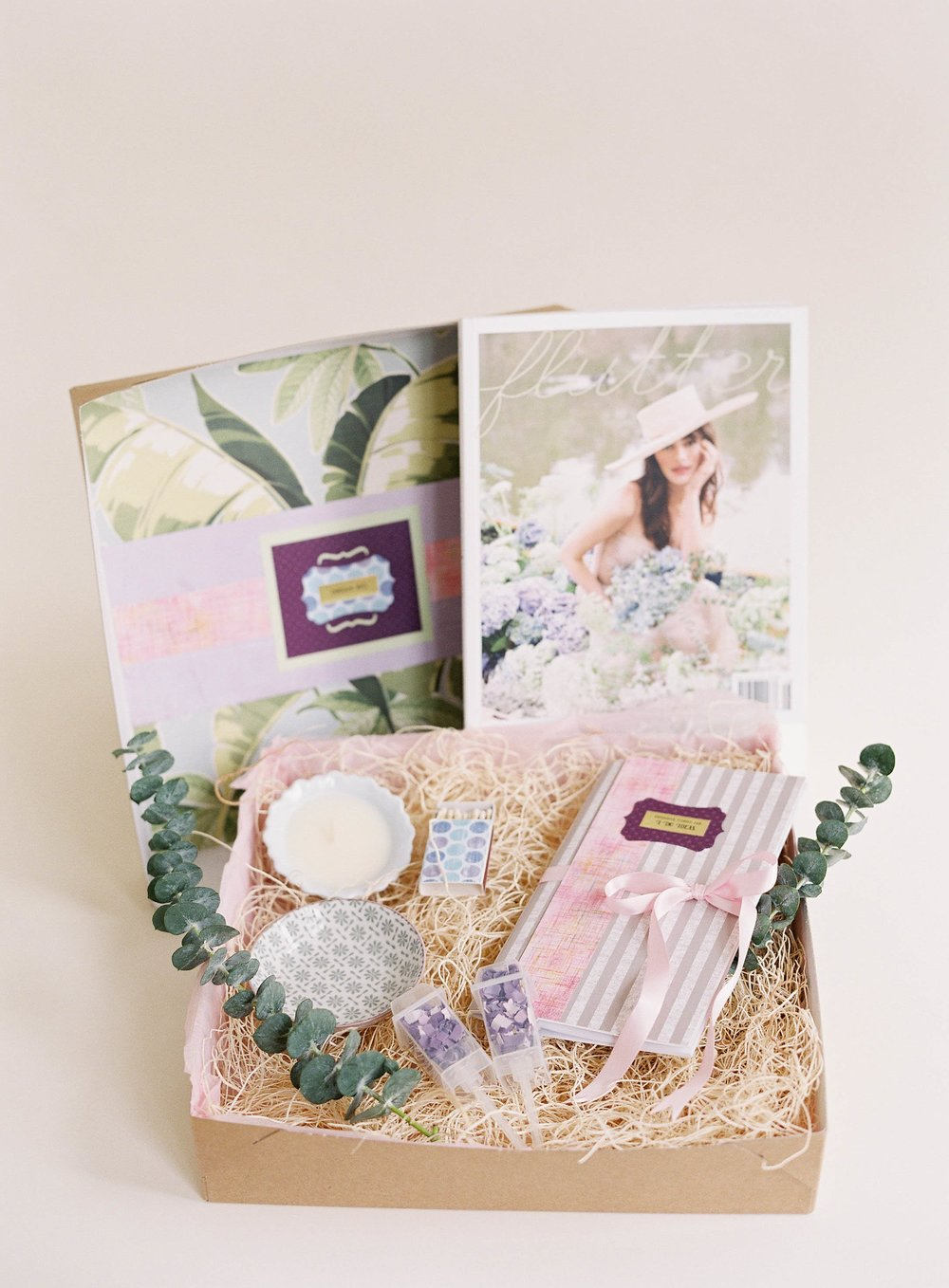 Dream Big Engagement Gift Box by Gilded Gifts photo 1.jpg