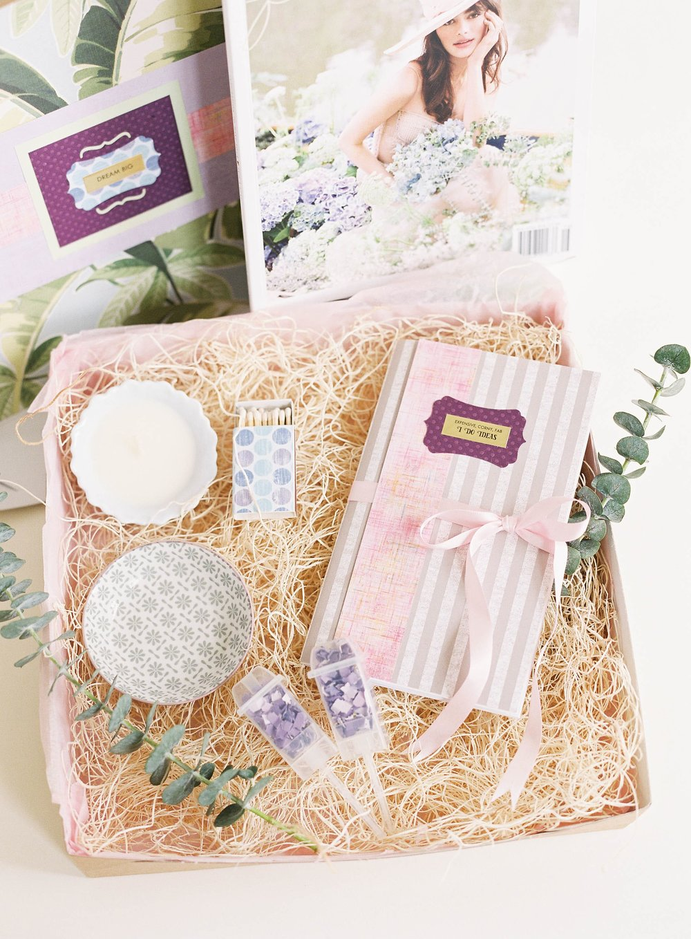 bridal engagement bachelorette package
